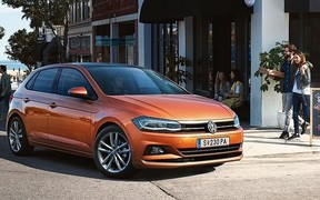 Спеціальне ціноутворення на Volkswagen Polo