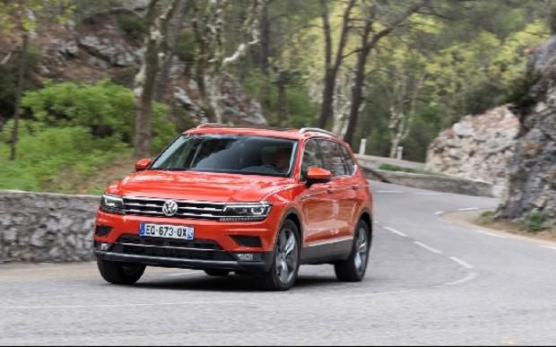 Спеціальне ціноутворення на VW Tiguan Allspace! Ваша вигода становить $10 000!