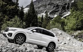 Спеціальне ціноутворення та лімітована пропозиція на Новий Volkswagen Touareg.