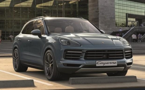 Спеціальні комплектації Porsche Cayenne від 2 615 000 гривень.