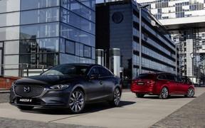 Спеціальні пропозиції на Mazda3 та Mazda6  лише до 12 лютого 2020 року!