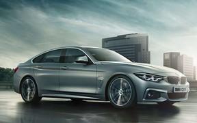 Специальное предложение на автомобили BMW 4 серии Гран Купе с пакетом M Sport.