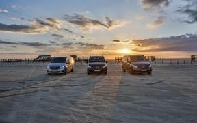Специальное предложение на автомобили Mercedes-Benz V-Class