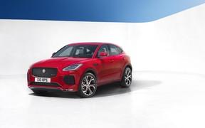 Специальное предложение на Jaguar E-Pace