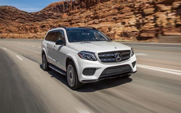 Специальное предложение на Mercedes-Benz GLS 2018 года