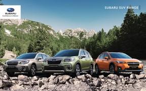 Специальное предложение на весь модельный ряд Subaru