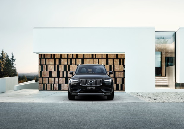 «Специальное предложение на Volvo XC90 Inscription»