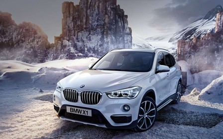 Специальные цены на автомобили BMW X1.