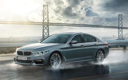 Специальные предложения на автомобили BMW 5 серии