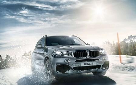 Специальные предложения на автомобили BMW X5.