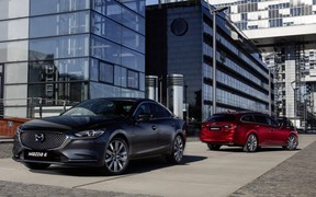Специальные предложения на Mazda3 и Mazda6 только до 05 февраля 2020 года!