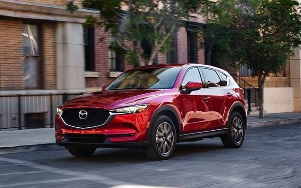 Специальные предложения от Mazda на автомобили 2018 года производства