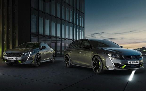 Спортивний Peugeot 508 виявився дорожчим від «заряджених» Audi та BMW. Які шанси?