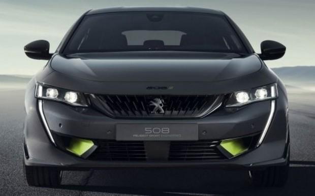 Спортивный Peugeot 508 получит гибридный мотор на 355 лошадок