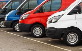 Спрос на авто для бизнеса пошел вверх. Что брали в мае?