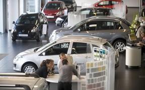 Спрос на новые авто в Украине вырос. Что продается лучше?