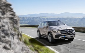 Спрос на новый Mercedes-Benz GLE превысил все ожидания
