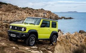 Спрос на новый Suzuki Jimny опережает предложение