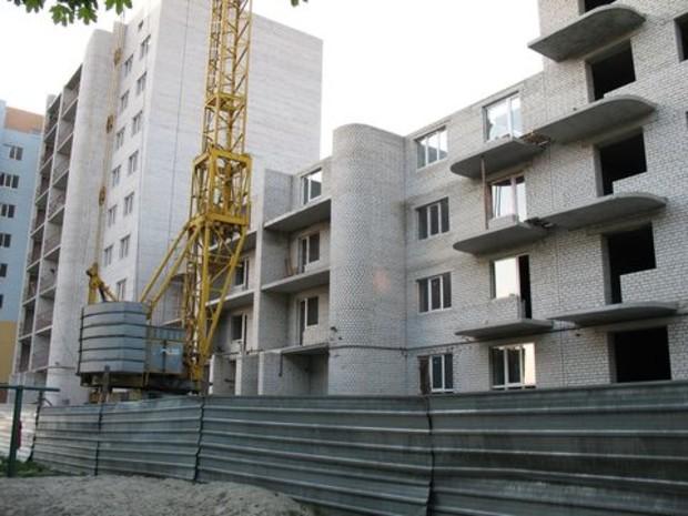 Спрос на жилье «эконом-класса» в Украине оживился