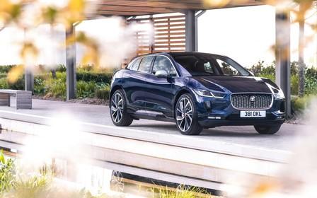 Став швидше...заряджатися! Що ще нового в оновленому Jaguar I-Pace?