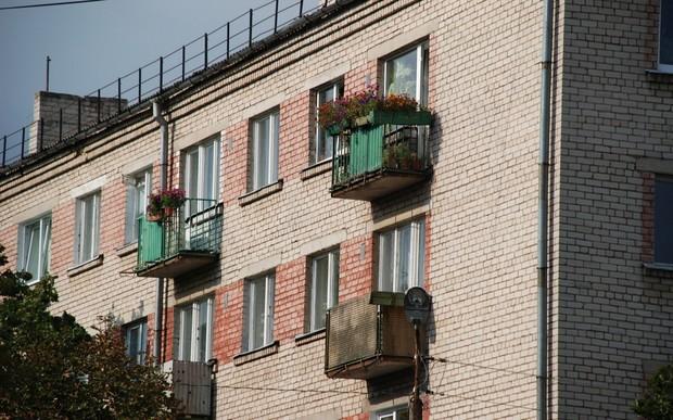 Стал известен средний возраст жилого дома в Украине