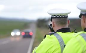 Стань в угол! За превышение скорости эстонские полицейские отнимут... ваше время