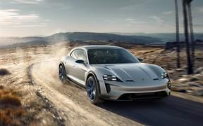 Станьте одним із перших власників Porsche Taycan.
