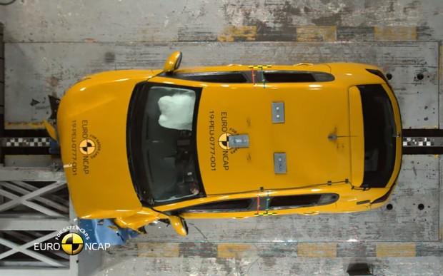 Старайся больше! В EuroNCAP разбили партию новых моделей. ВИДЕО