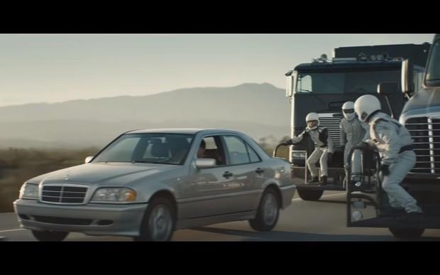 Старость дома не застанет. Mercedes-Benz C-Class обновили на ходу