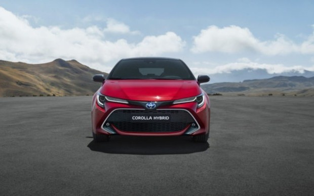 Старт продаж New Toyota Corolla в Харькове