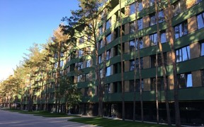 Старт продаж нового дома ЖК Parktown