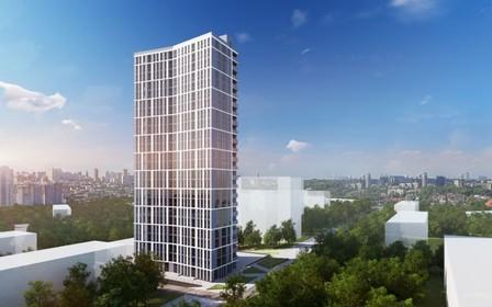 Старт продаж паркомест в жилом комплексе «Вежа на Ломоносова» от BudCapital