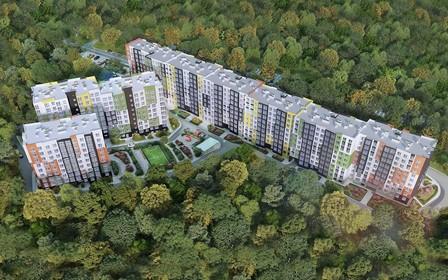 Старт продаж в 9-м доме жилого комплекса Синергия 3+