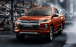 Старт продажів Нового Mitsubishi L200 в Україні: легендарний пікап став ще краще - в дизайні, салоні, технологіях!