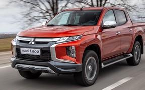 «Старт продажів Нового Mitsubishi l200 в Україні: легендарний пікап став ще краще – в дизайні, салоні, технологіях!»