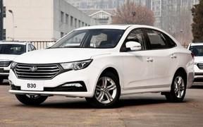 Стартовала распродажа FAW B30 на «автомате» 2019 г.в. по цене от 263 900 грн.!