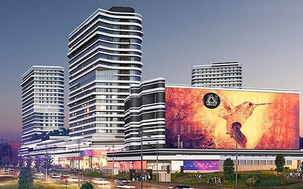 Стартовали продажи квартир в первом в Украине 3D-многофункциональном комплексе «White Lines»