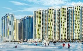 Стартовали продажи во 2-м доме жилого комплекса «Злагода» от «Укрбуд»