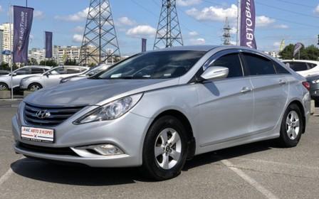 Стартует прием заказов на Hyundai Sonata с ГБО из Кореи по цене от 259 900 грн.