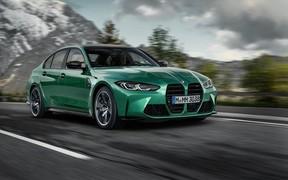 Старую «тройку» переделали в новую BMW M3
