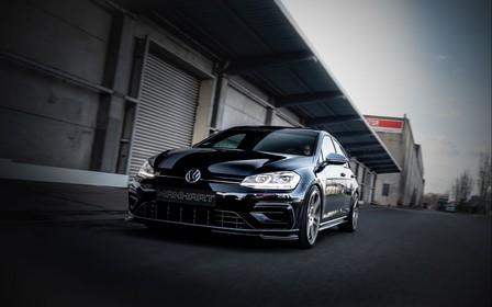 Старый конь. Volkswagen Golf седьмого поколения прокачали до 450 л.с.