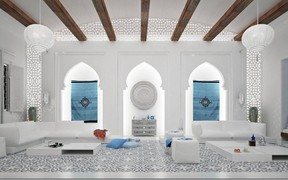 Стиль Марокко: как оформить марокканский стиль в интерьере