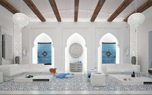 Стиль Марокко: як оформити марокканський стиль в інтер'єрі
