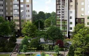Стоимость нового жилья в пригороде в среднем на 28-34% ниже, чем на окраинах Киева