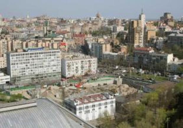 Строить объект в Киеве на Эспланадной могут продолжить