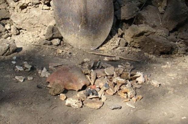 Строительство коттеджей уничтожило древний курган