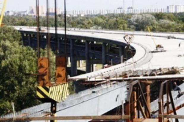 Строительство мостов в Запорожье планируется завершить к Евро-2012