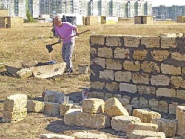 Строительство на симферопольских самозахватах уберут за месяц