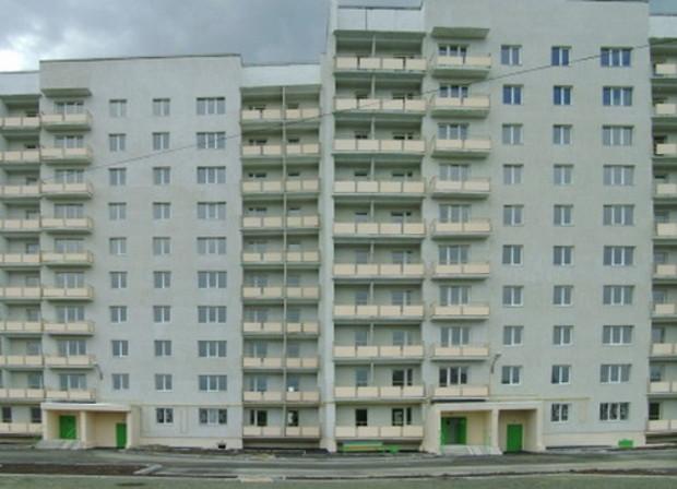 Строительство нового жилья в 2010 году сократилось на четверть