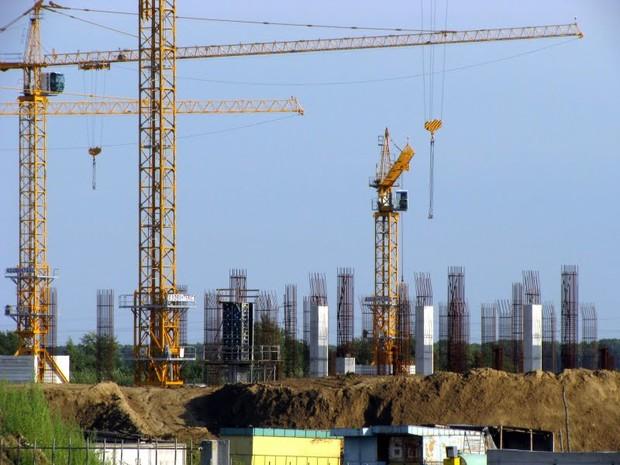 Строительство стадиона во Львове будет осуществляться круглосуточно